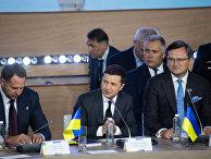 Президент Украины открыл инаугурационный саммит Крымской платформы