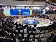 Саммит «Крымская платформа» в Киеве