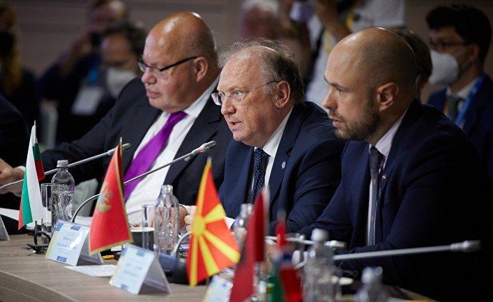 Министр иностранных дел Болгарии Светлан Стоев