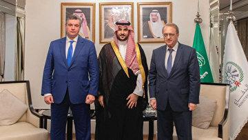 Россия и Саудовская Аравия подписали военный пакт на фоне учиненного Байденом хаоса в Афганистане
