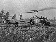 Высадка американских десантников, Вьетнам
