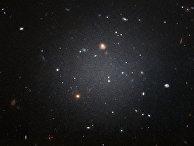 Наблюдения NGC 1052-DF2 показали необычно малое содержание тёмной материи