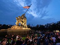 Мемориал Корпуса морской пехоты США