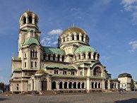 Храм-памятник Святого Александра Невского в Софии