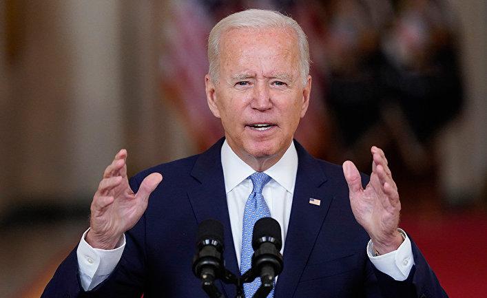 Президент Джо Байден говорит об окончании войны в Афганистане