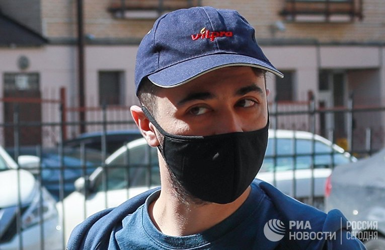 Стендап-комик Идрак Мирзализаде, обвиняемый в разжигании межнациональной вражды