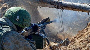 Совместные военные учения России и Белоруссии
