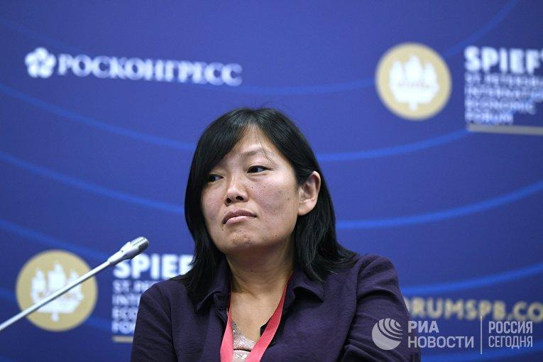 Генеральный директор компании Wildberries Татьяна Бакальчук