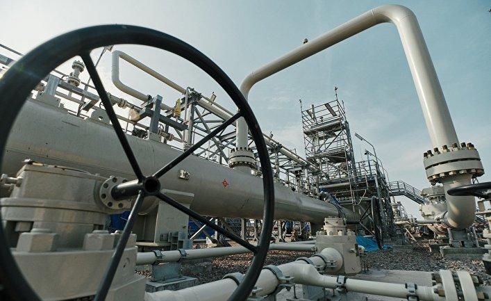 «Северный поток‑2». Пуско-наладка оборудования на береговом участке в России