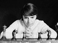 Чемпионка мира по шахматам Нона Гаприндашвили