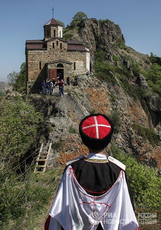 Храмы византийской эпохи в Карачаево-Черкесии