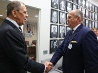 Встречи С. Лаврова на полях ГА ООН