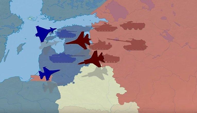 Спасет ли Европа Прибалтику от российского вторжения?