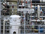 Один из первых в мире заводов по производству зеленого водорода в Весселинге, Германия