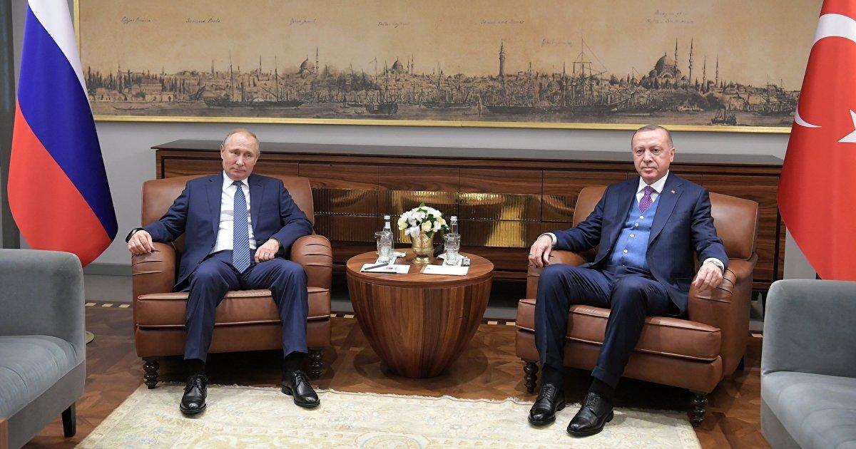 The Jerusalem Post (Израиль): Турция ищет более тесного союза с Россией в Сирии (The Jerusalem Post)