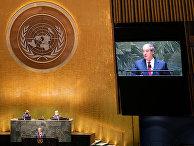 Министр иностранных дел Сирии Фейсал Мекдад