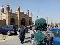 Место взрыва в Кабуле, Афганистан