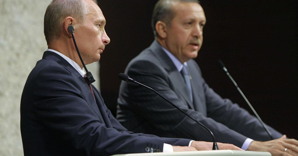 Le Monde (Франция): Эрдоган заявляет о намерении углубить военное сотрудничество с Россией (Le Monde)