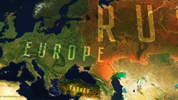Почему Россия так невероятно огромна?