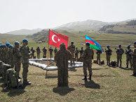Совместные тактические учения Турции и Азербайджана