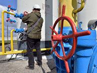 Газоперекачивающая станция в Боярке, Украина