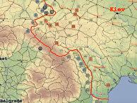 Анимация восточного фронта: 1941
