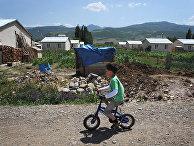 Поселение для беженцев Церовани, Грузия