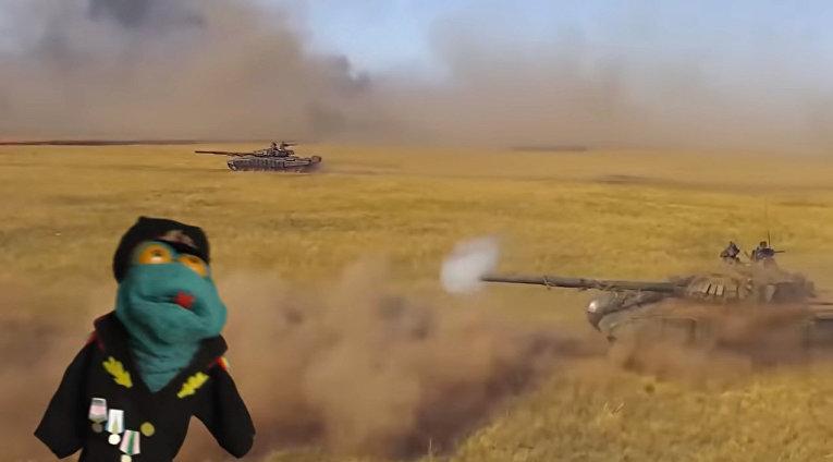 Насколько хорошо обучена российская армия?