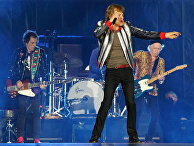 Выступление группы The Rolling Stones в Сент-Луисе, штат Миссури, США
