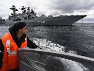 """Российско-китайские учения """"Морское взаимодействие – 2021"""""""