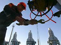 Газокомпрессорная станция трубопровода Ямал - Европа