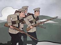 Эволюция униформы Советской и Российской Армии
