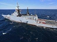 """Российско-китайские учения """"Морское взаимодействие - 2021"""""""