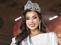 «Мисс Украина Вселенная 2021» Анна Неплях