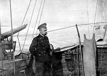 Капитан 1-го ранга Алексей Михайлович Щастный