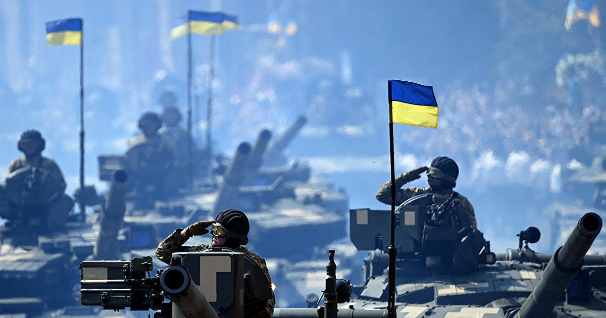 The American Conservative (США): атмосфера на Украине накаляется (The American Conservative)