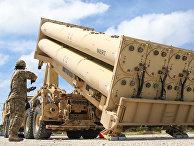 Американский зенитный ракетный комплекс «Пэтриот»