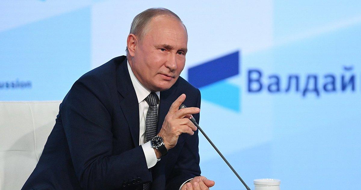 Владимир Путин: российско-китайского военного союза не существует (Гуаньча, Китай) (Гуаньча)