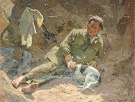 Картина «Хотят ли русские войны?»
