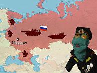 Неужели современная российская армия застряла в прошлом?