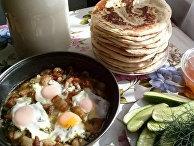 Вот это, я понимаю, завтрак!