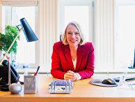 Новый министр иностранных дел Норвегии Анникен Витфельдт